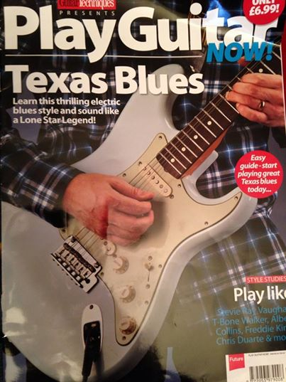 Texas Blues DVD